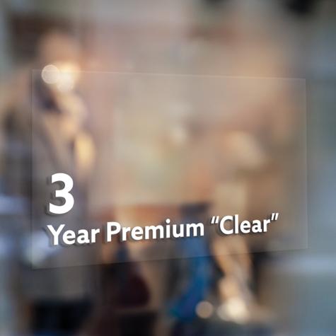 3 Year Premium