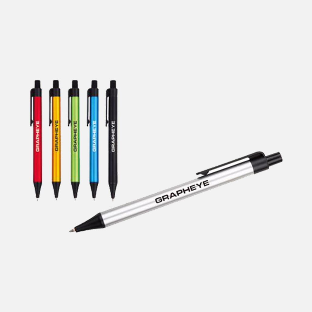 Colorful Cilck Pen