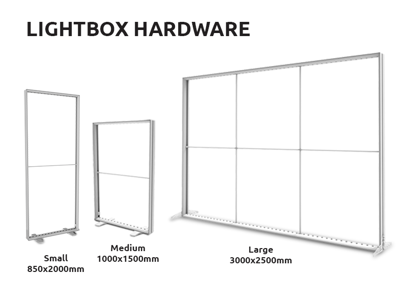 SEG Lightbox Hardware