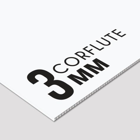 Corflute 3mm