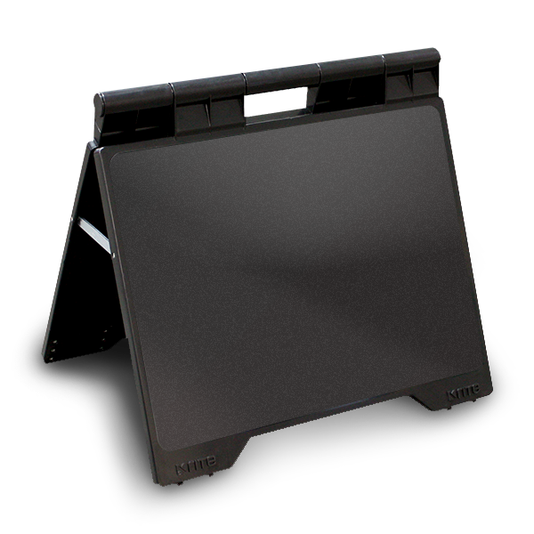 A Frame - Portable UNIT ONLY  (no printed)