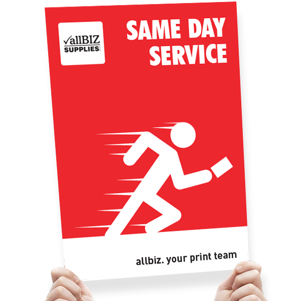 A3 Flyer - Same Day