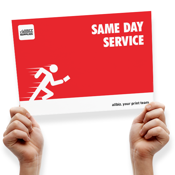 A4 Flyer - Same Day