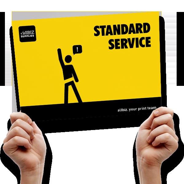 A4 Flyer - Standard