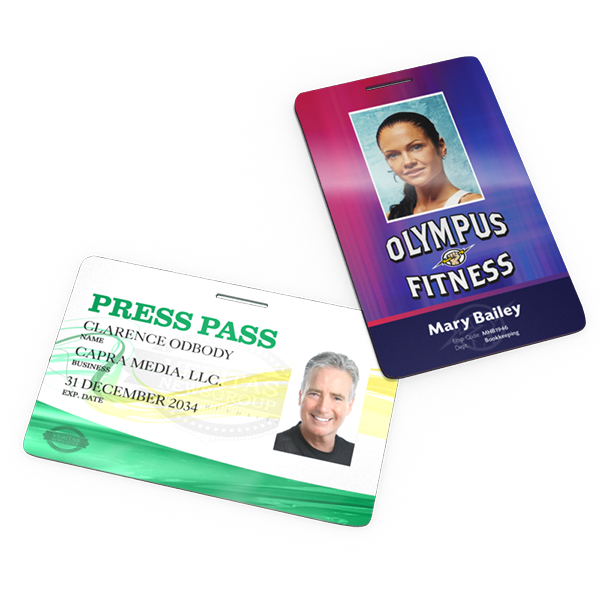 ID and Membership Cards