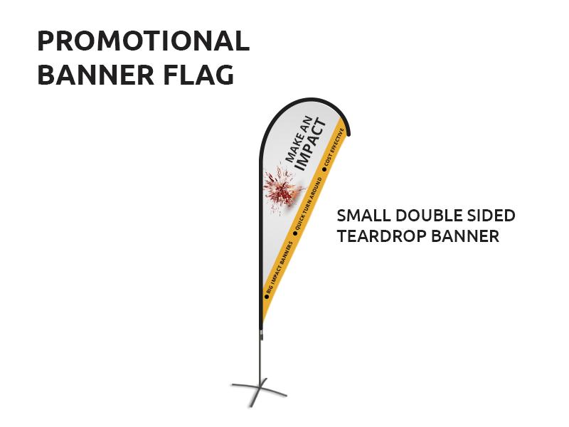 Promotional Banner Flag Sets