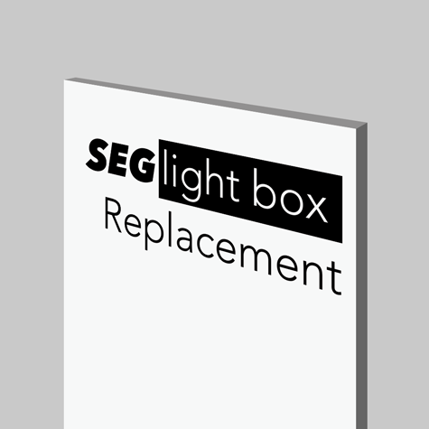 Replacement SEG Prints