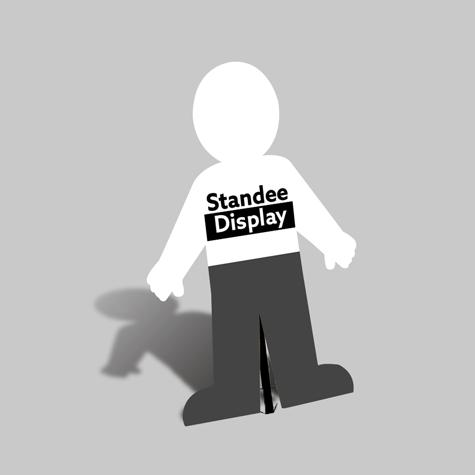 Standee Display Set