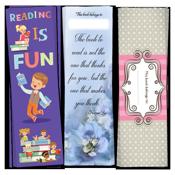 Bookmarks Custom