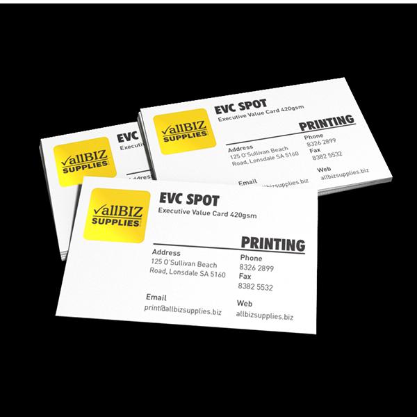 EVC SPOT - 420gsm Premium