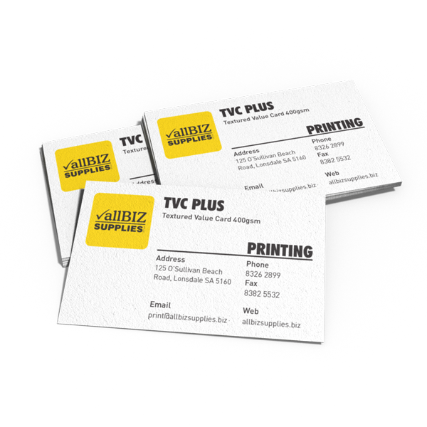 TVC PLUS - 400gsm Specialty