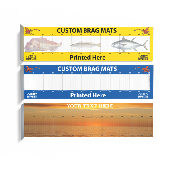 Fishing Brag Mat - Premium Edge