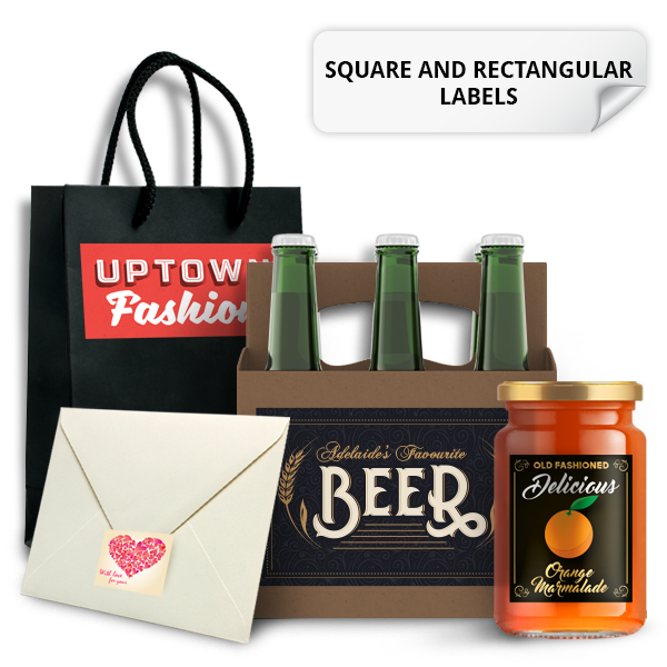 Rectangle & Square Labels