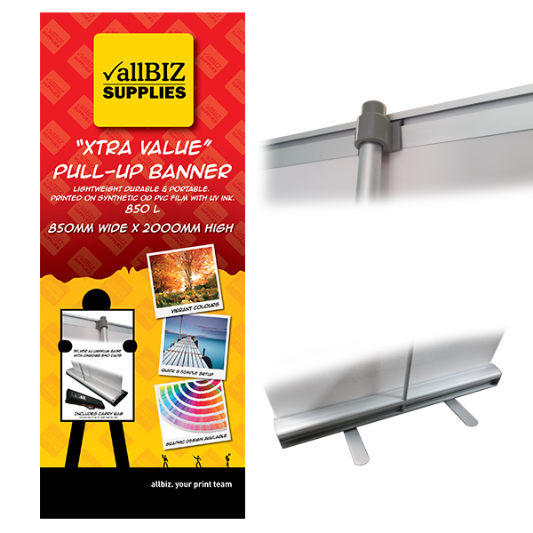 Xtra Value Pull up Banner