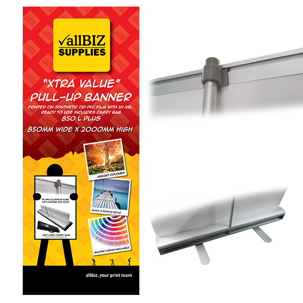 Xtra Value PULL UP  BANNER - Next Day