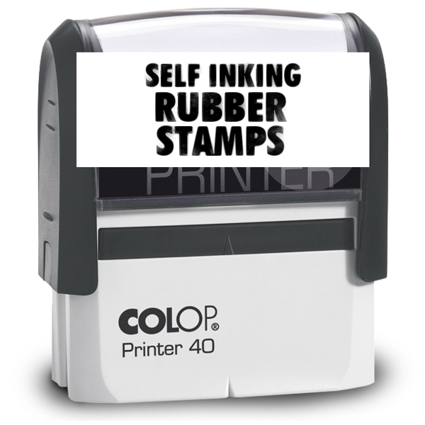 Self Inking Rubber Stamps