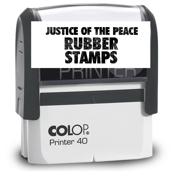 Justice of the Peace Stamps