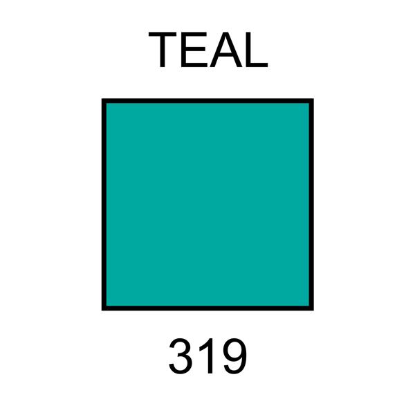 Teal 319