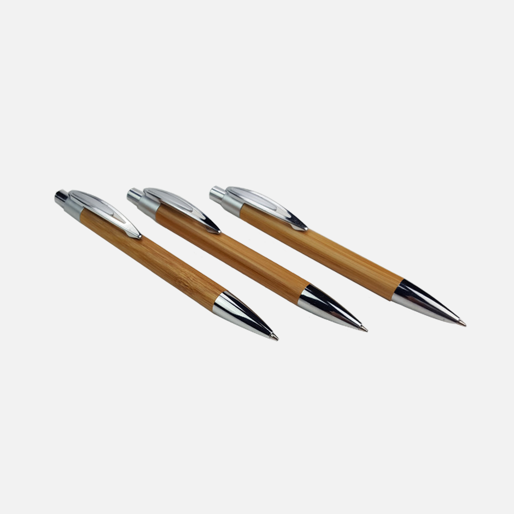 Eco Bamboo Ball Pen 1