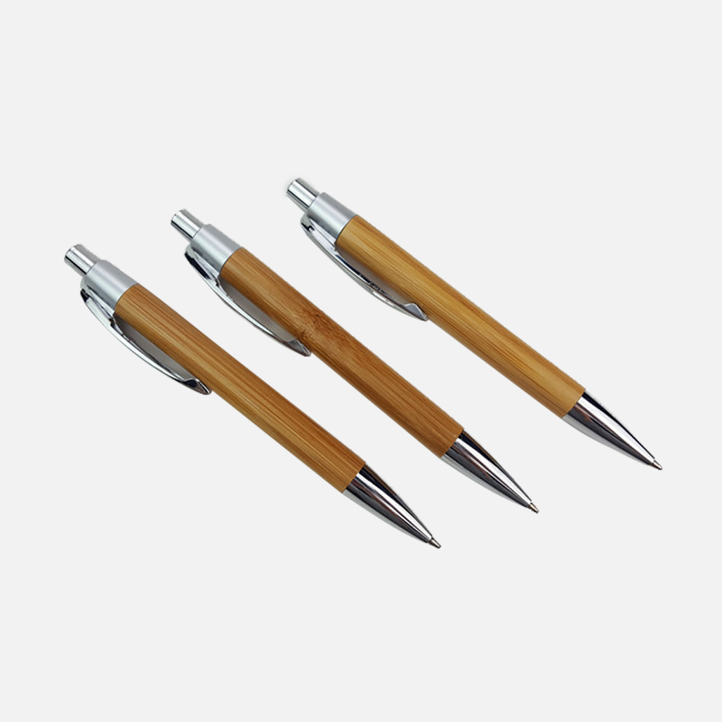 Eco Bamboo Ball Pen 3