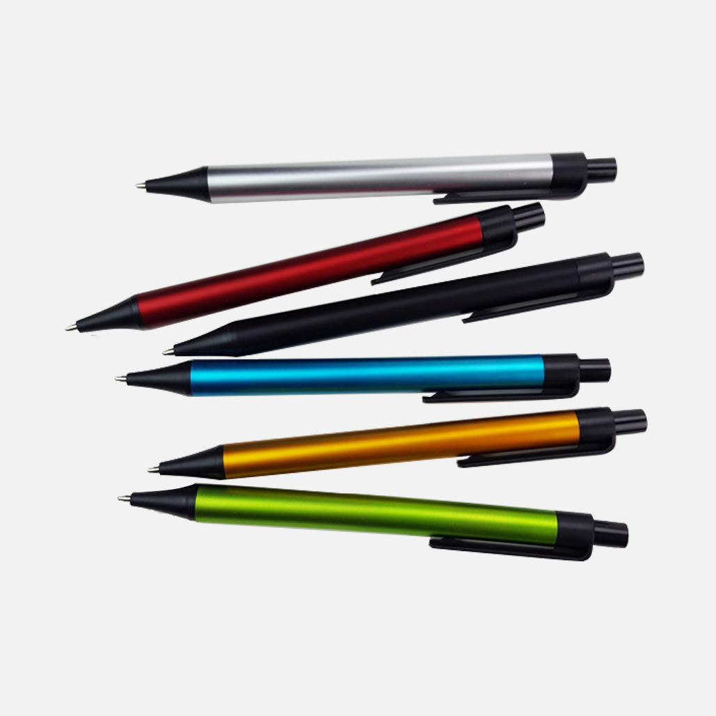 Colorful Cilck Pen 1