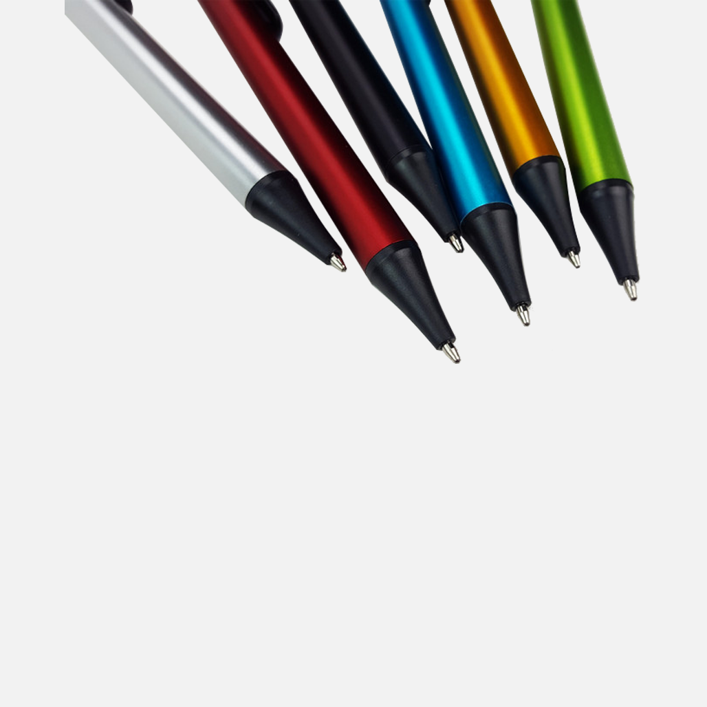 Colorful Cilck Pen 2
