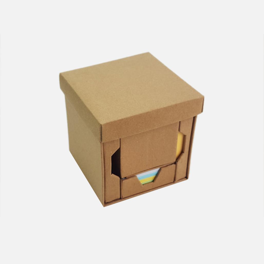 Folding Cube Desk Holder 1