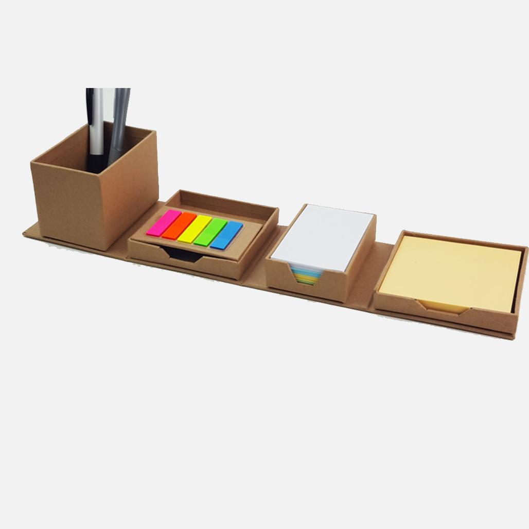Folding Cube Desk Holder 2