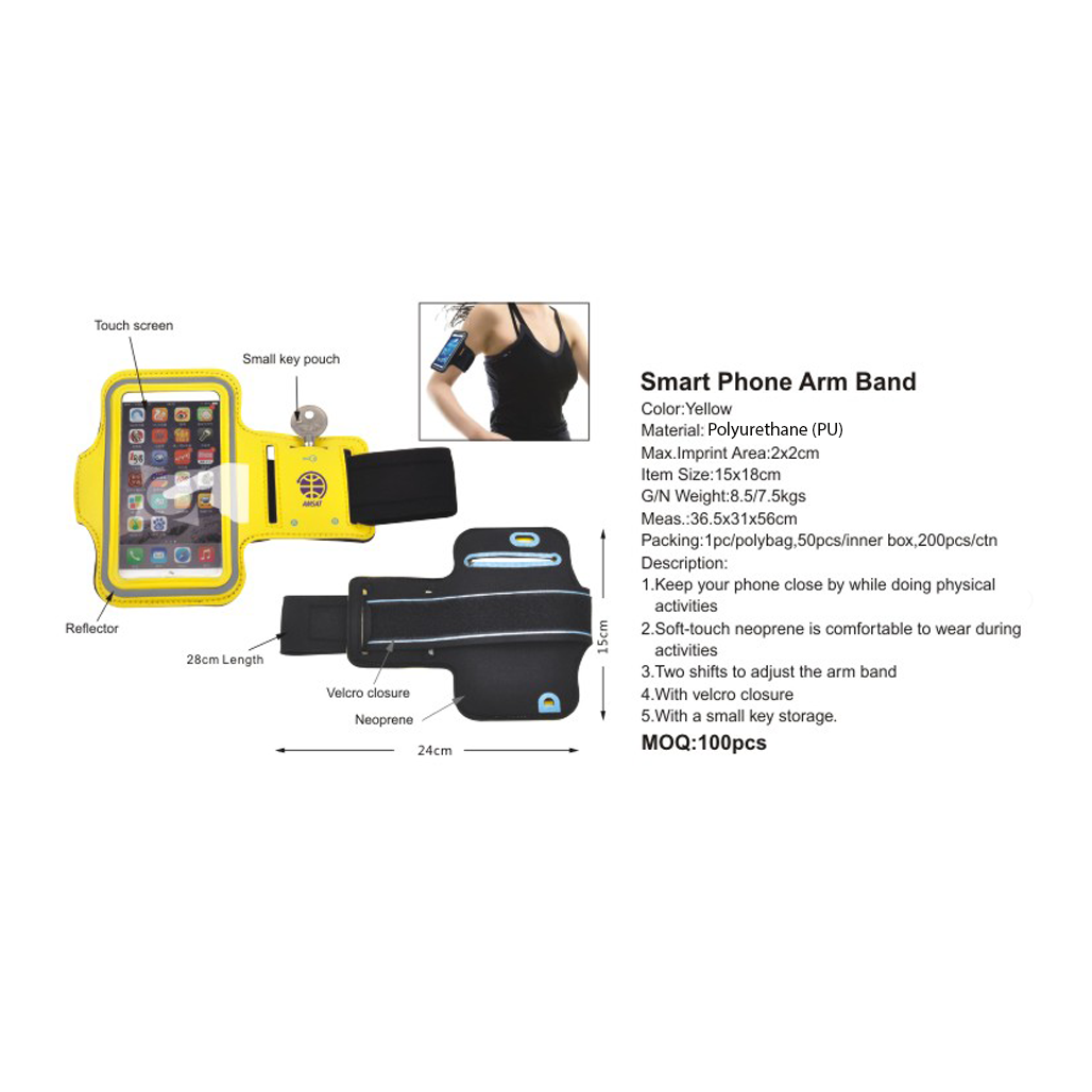 Smart Phone Arm Band 4