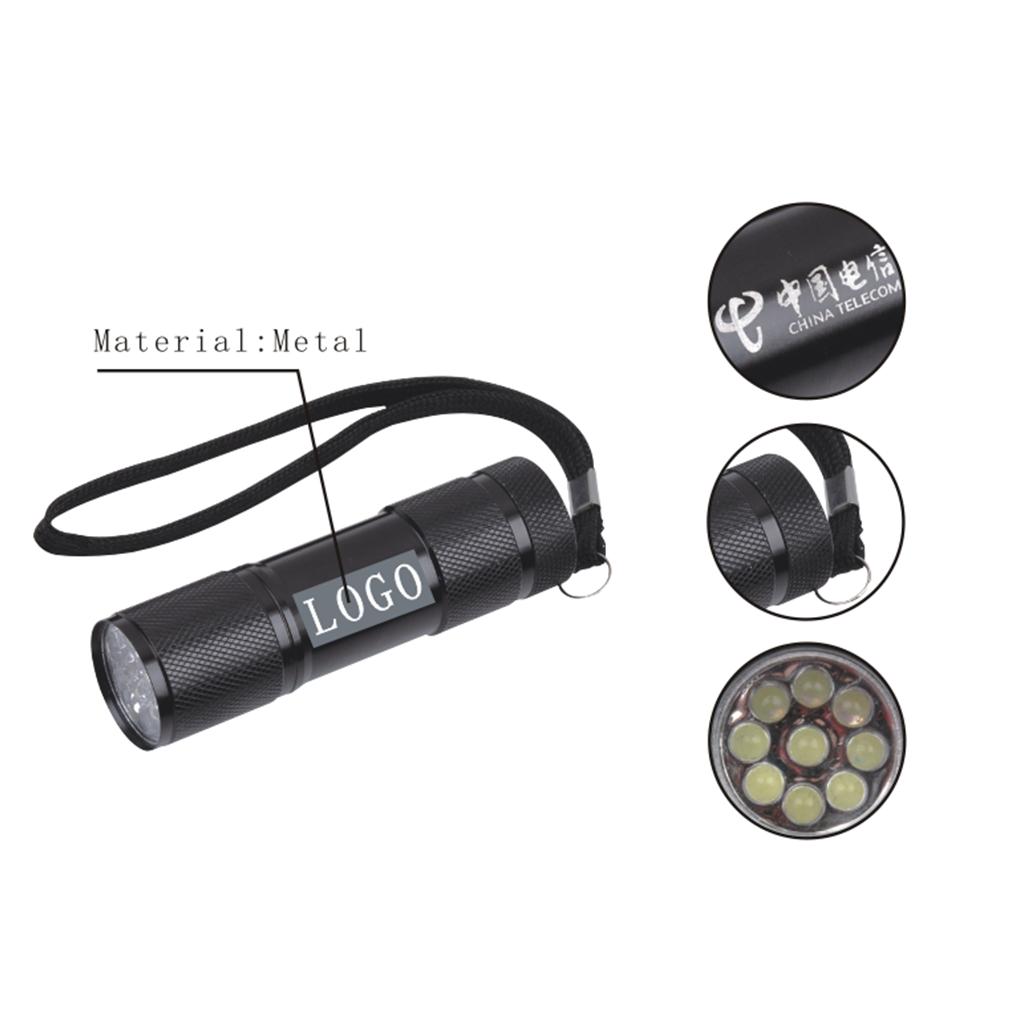 Uno LED Aluminum Torch 4