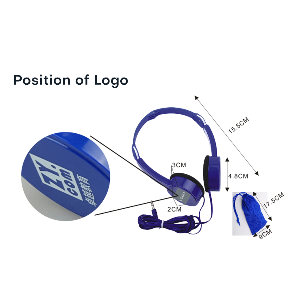 Folding Headphone 8