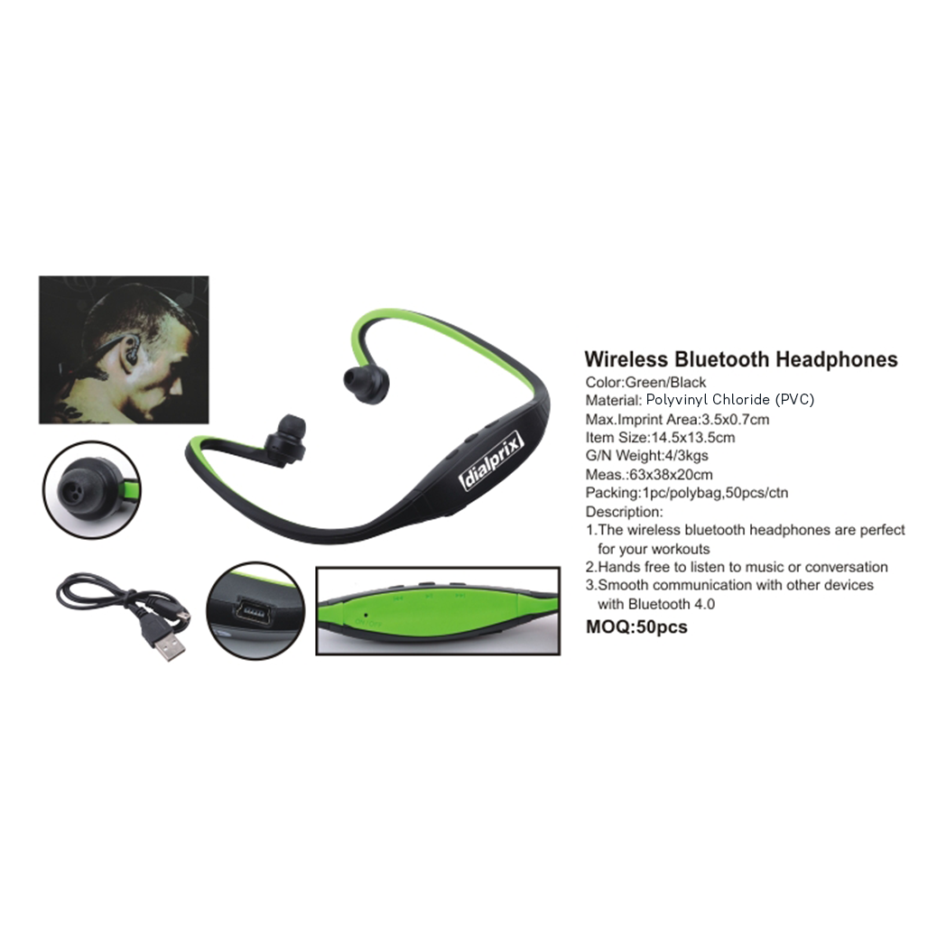 Wireless Bluetooth Headphones 5