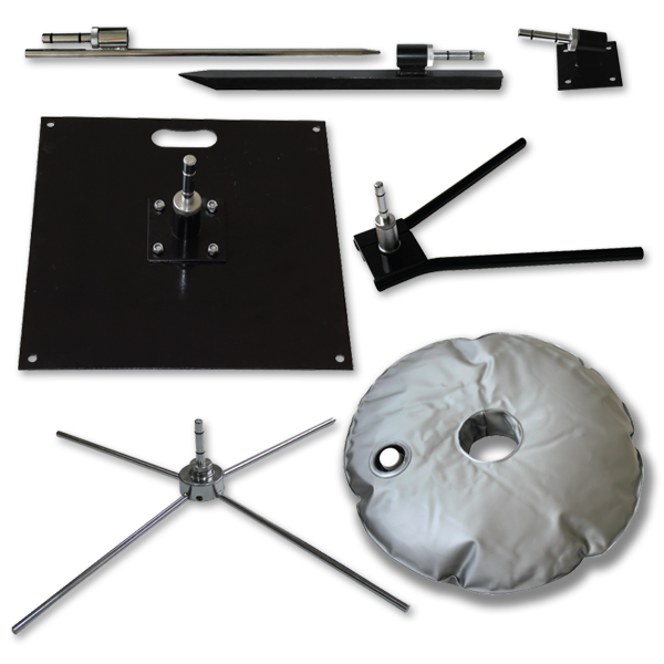 Accessories and Bases