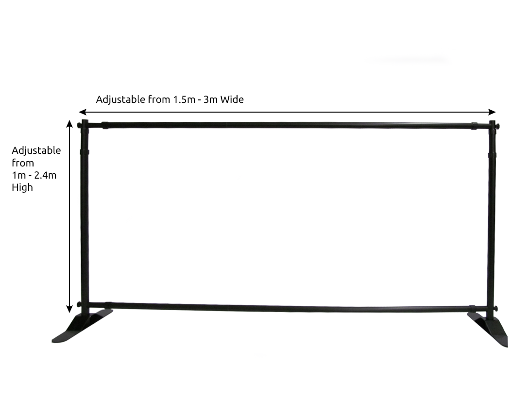 Media Wall frame
