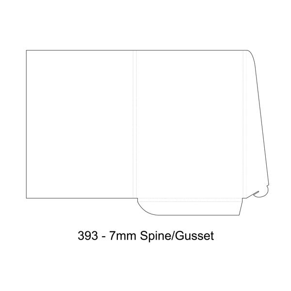 presentation folder 393