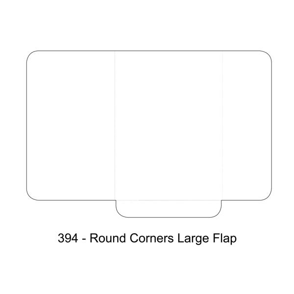 presentation folder 394