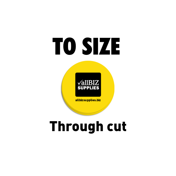 To Size through cut